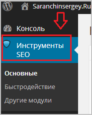 Настройка All in One Seo Pack