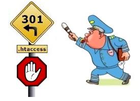 редирект 301 htaccess