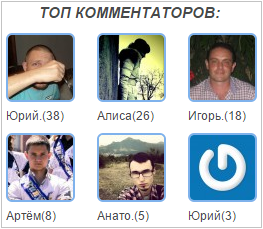 комментаторы января 2015