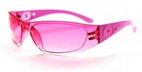розовые очки блогера