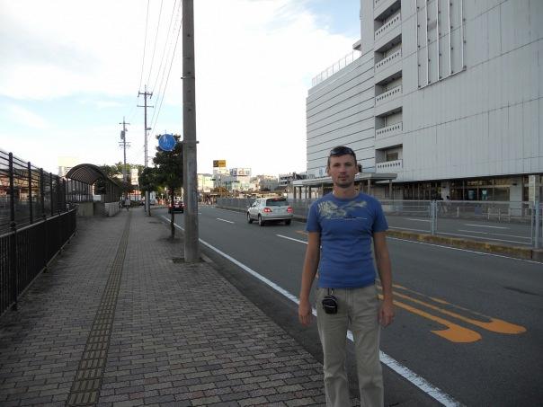 я был в Японии